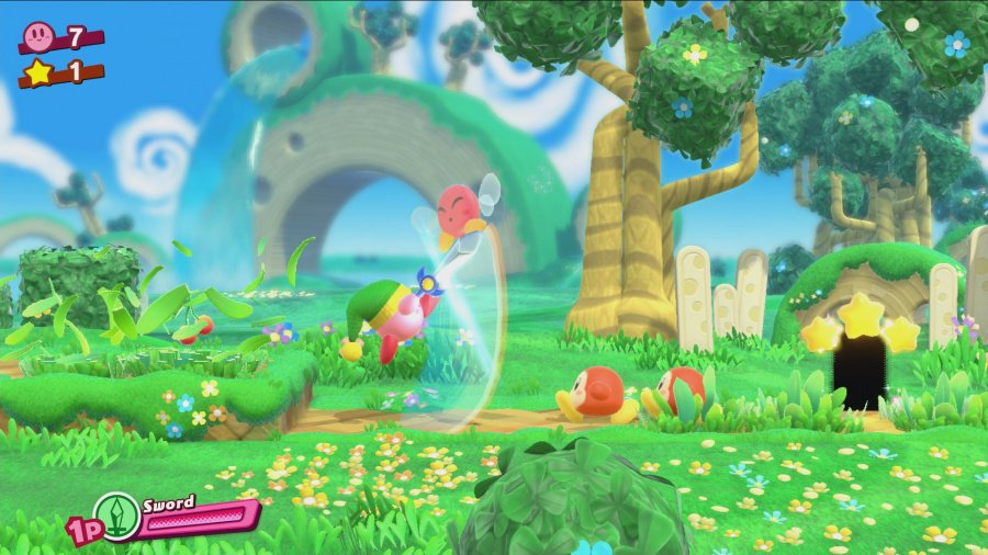 Kirby Star Allies Review - Screenshot 5 of 6