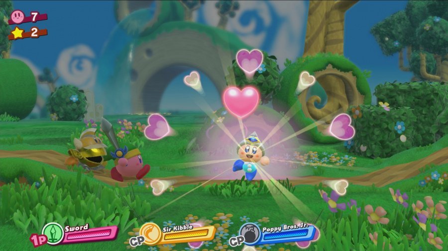 Kirby Star Allies Review - Screenshot 6 of 6