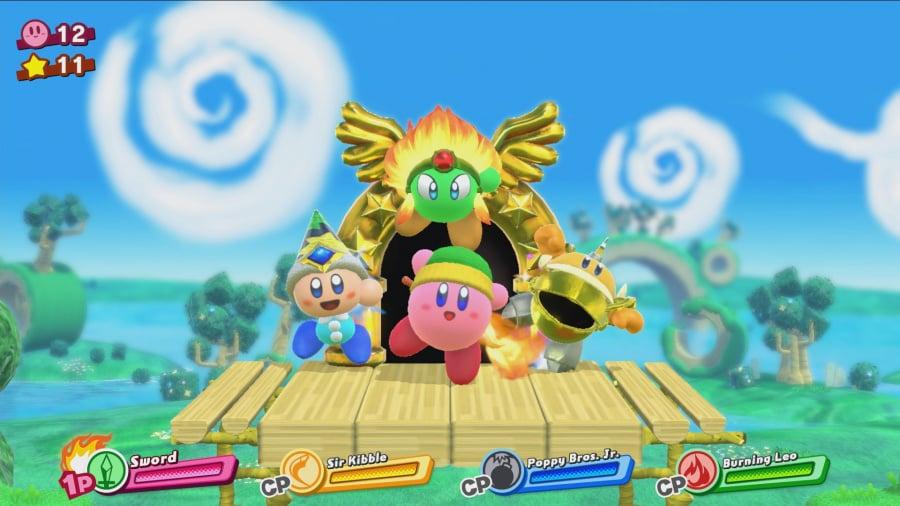 Kirby Star Allies Review - Screenshot 6 of 6