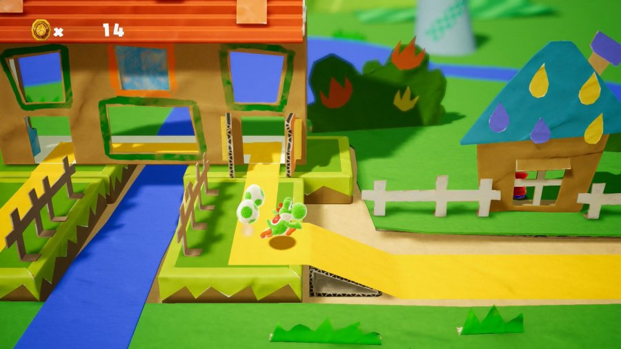 Yoshi's Crafted World Review - Screenshot 6 of 6