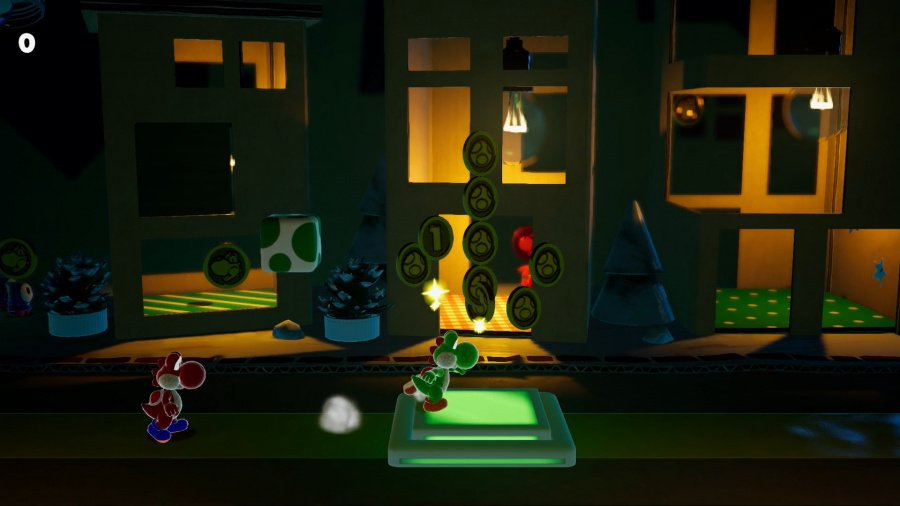 Yoshi's Crafted World Review - Screenshot 2 of 6