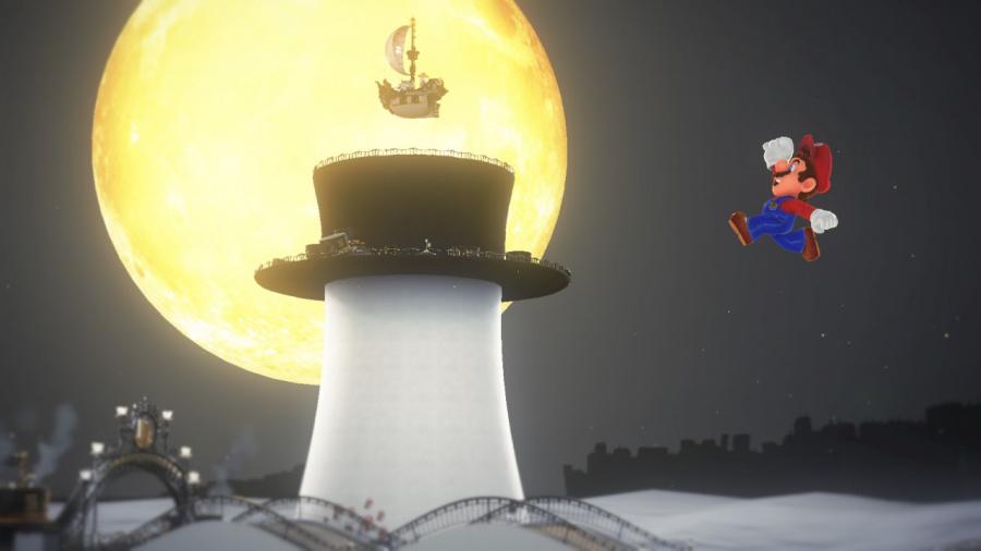 Super Mario Odyssey Review - Screenshot 7 of 10