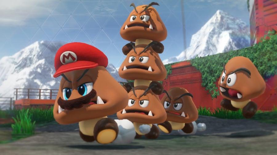 Super Mario Odyssey Review - Screenshot 2 of 10