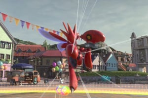 Pokkén Tournament DX Screenshot