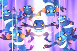 Pokkén Tournament DX Screenshot