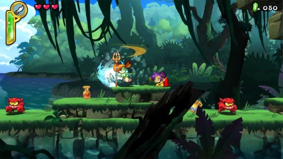 Shantae: Half-Genie Hero Review - Screenshot 1 of 5