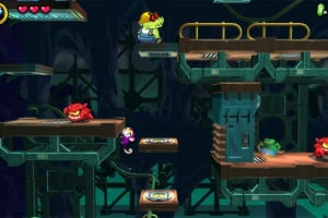 Shantae: Half-Genie Hero Screenshot