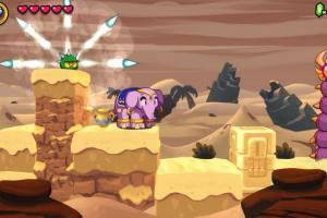 Shantae: Half-Genie Hero Screenshot