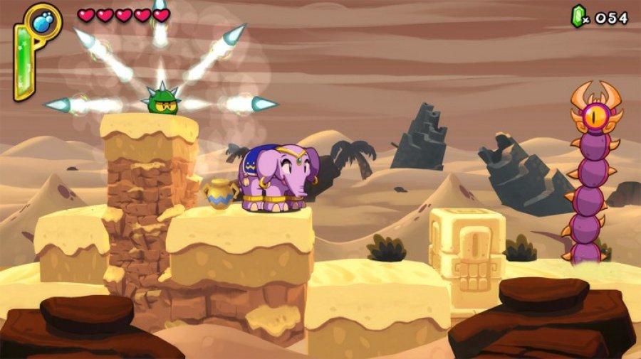 Shantae: Half-Genie Hero Review - Screenshot 2 of 6