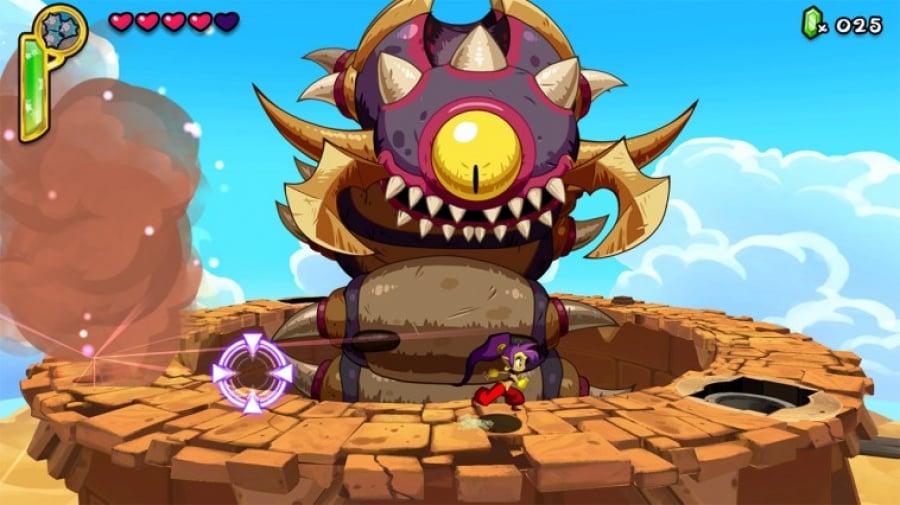 Shantae: Half-Genie Hero Review - Screenshot 1 of 6