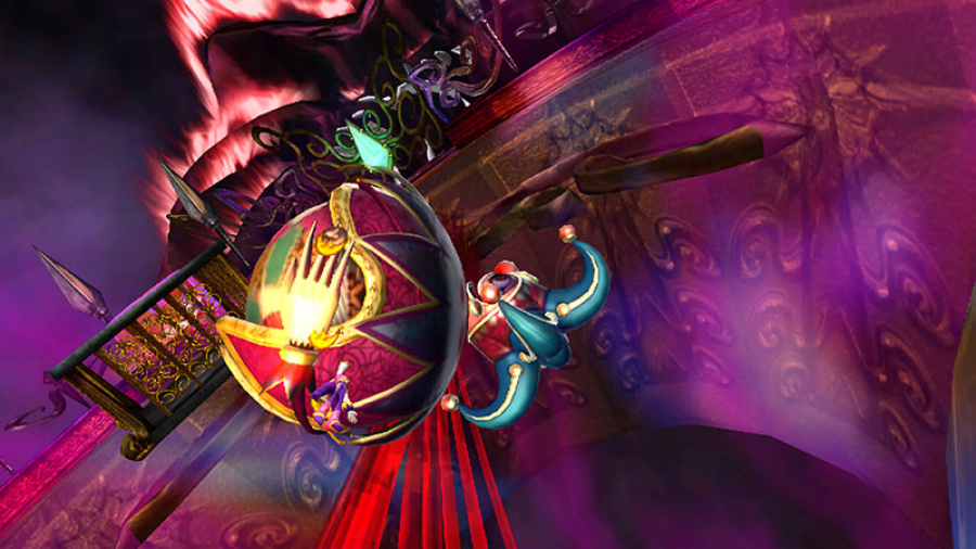 NiGHTS: Journey of Dreams Review - Screenshot 3 of 6