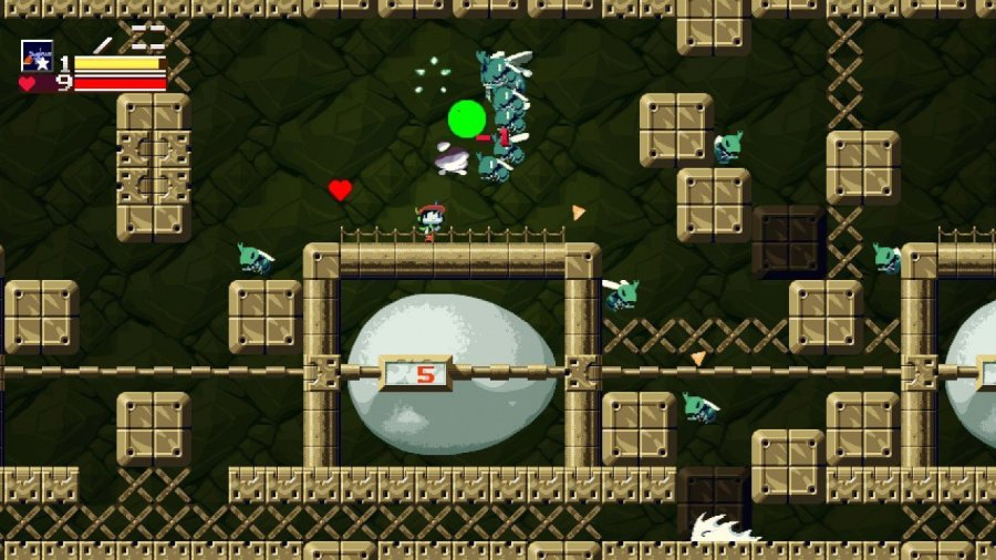 Cave Story+ Review - Screenshot 1 of 3