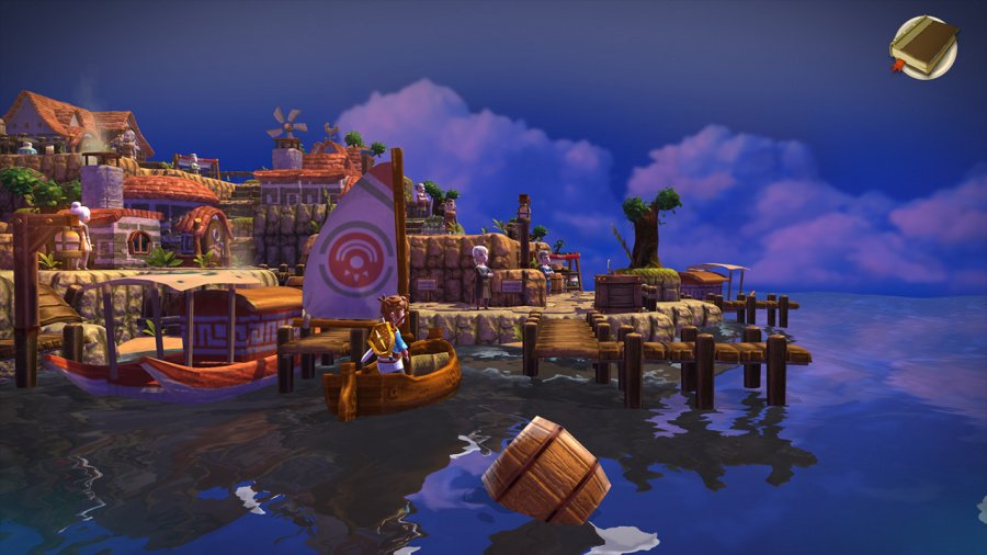 Oceanhorn: Monster of Uncharted Seas Review - Screenshot 4 of 4