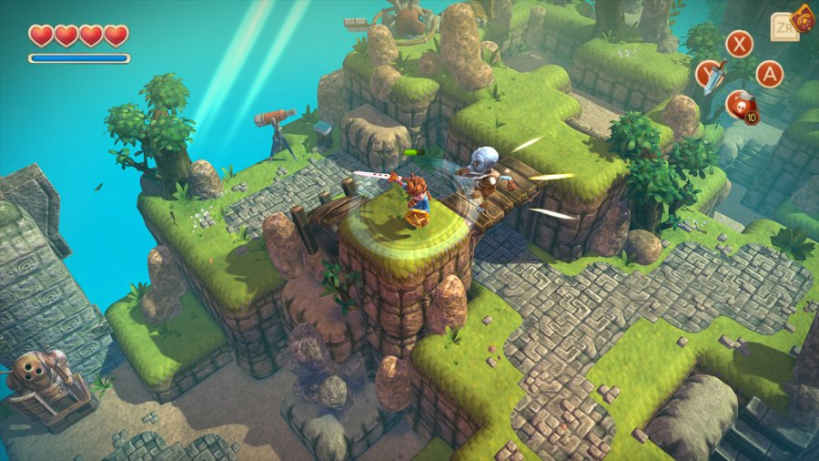 Oceanhorn: Monster of Uncharted Seas Review - Screenshot 1 of 4