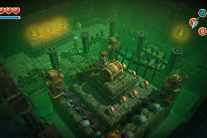 Oceanhorn: Monster of Uncharted Seas Screenshot