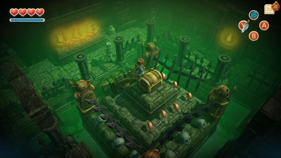 Oceanhorn: Monster of Uncharted Seas Review - Screenshot 1 of 4
