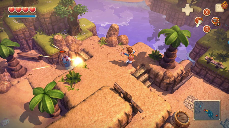 Oceanhorn: Monster of Uncharted Seas Review - Screenshot 2 of 4