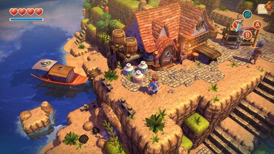 Oceanhorn: Monster of Uncharted Seas Review - Screenshot 4 of 4
