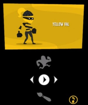 Runbow Pocket Deluxe Edition Review - Screenshot 3 of 4