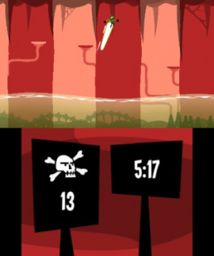 Runbow Pocket Deluxe Edition Review - Screenshot 1 of 4