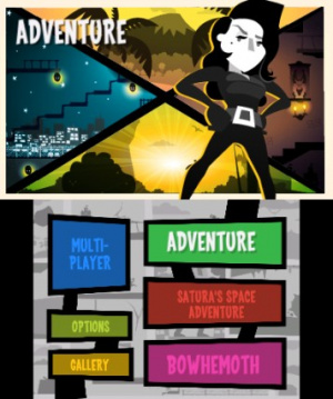 Runbow Pocket Deluxe Edition Review - Screenshot 2 of 4