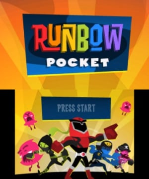 Runbow Pocket Deluxe Edition Review - Screenshot 4 of 4