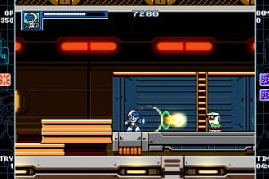 Mighty Gunvolt Burst Screenshot