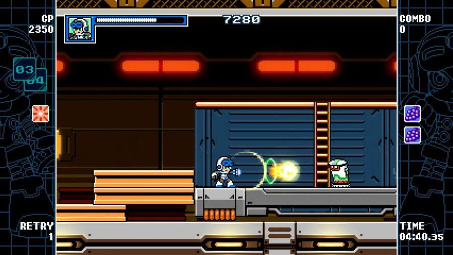 Mighty Gunvolt Burst Review - Screenshot 5 of 5