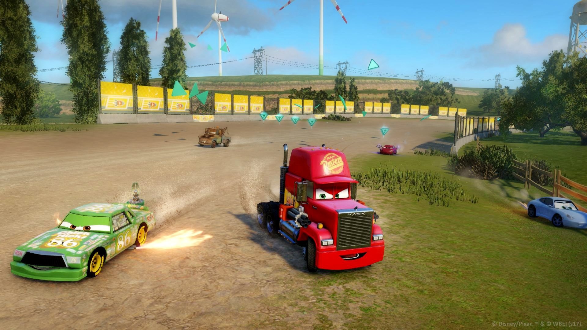 cars 3 driven to win gameplay download