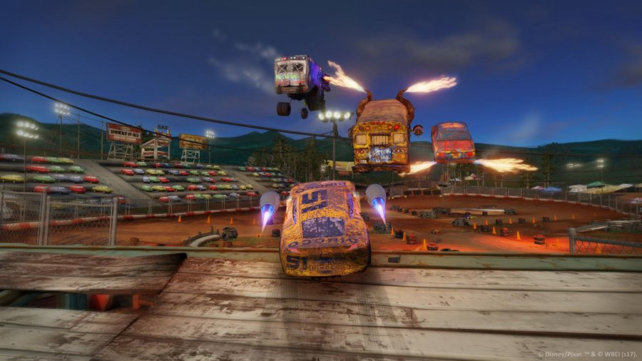 Cars 3: Driven to Win Review - Screenshot 3 of 6