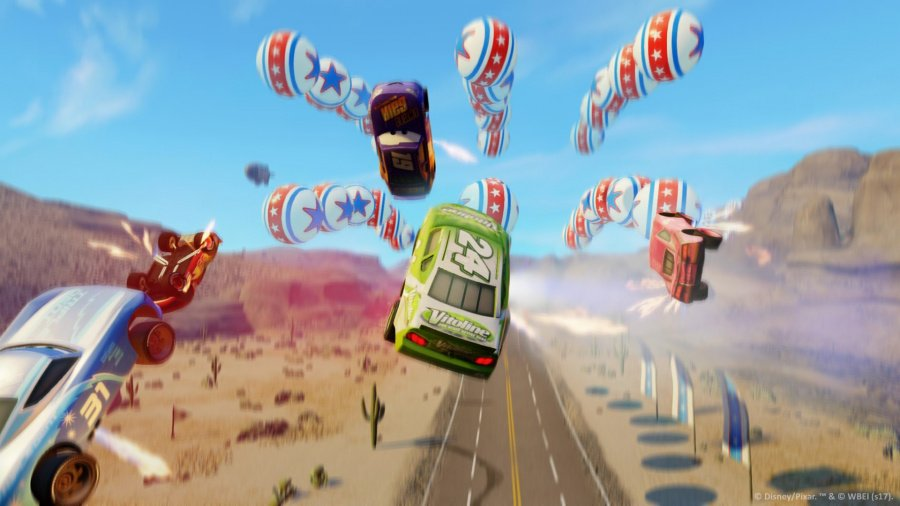 Cars 3: Driven to Win Review - Screenshot 6 of 6
