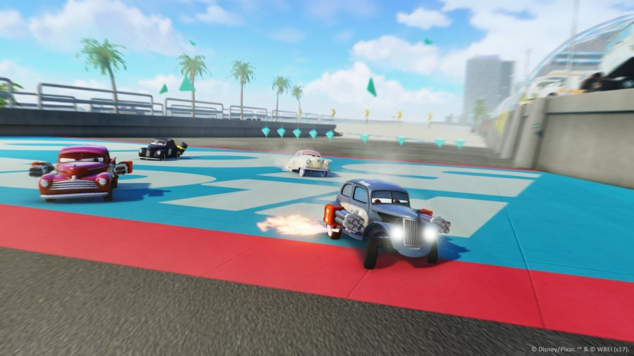 Cars 3: Driven to Win Review - Screenshot 4 of 6