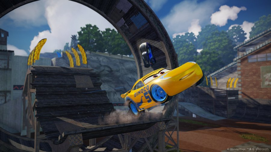 Cars 3: Driven to Win Review - Screenshot 2 of 6
