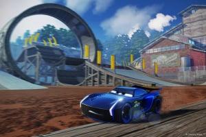 Cars 3: Driven to Win Screenshot