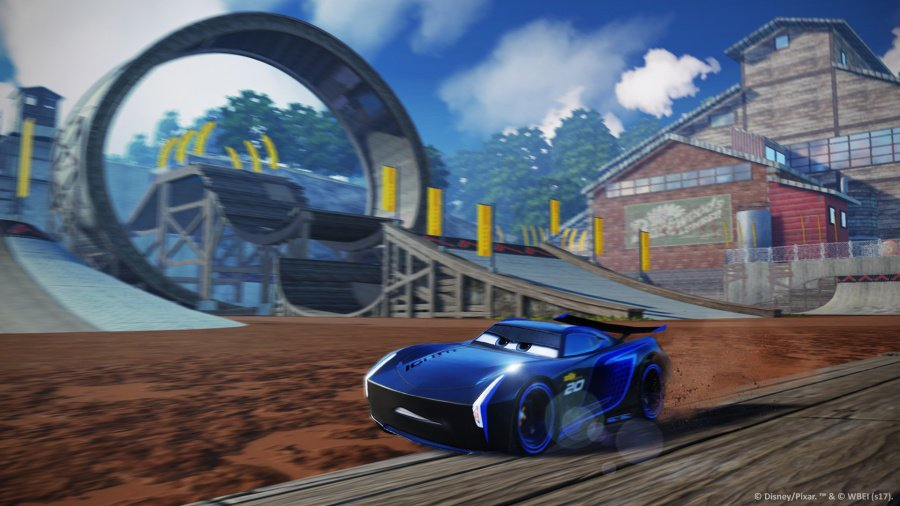Cars 3: Driven to Win Review - Screenshot 5 of 6