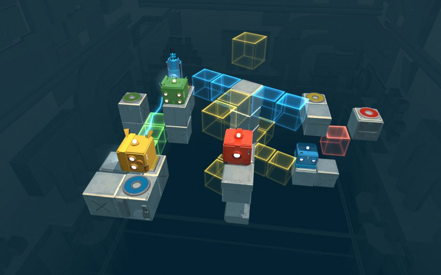 Death Squared Review - Screenshot 4 of 4