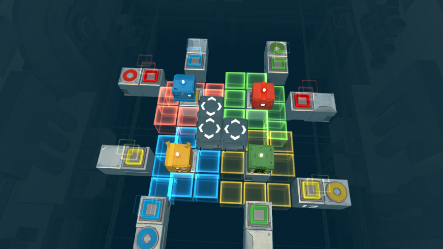 Death Squared Review - Screenshot 3 of 4