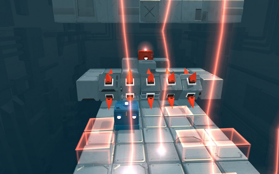 Death Squared Review - Screenshot 2 of 4