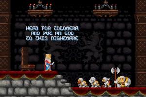Cursed Castilla EX Screenshot