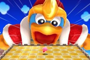 Kirby's Blowout Blast Screenshot