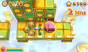 Kirby's Blowout Blast Review - Screenshot 1 of 3