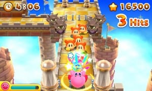 Kirby's Blowout Blast Review - Screenshot 2 of 3