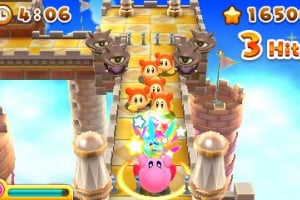 Kirby's Blowout Blast Screenshot