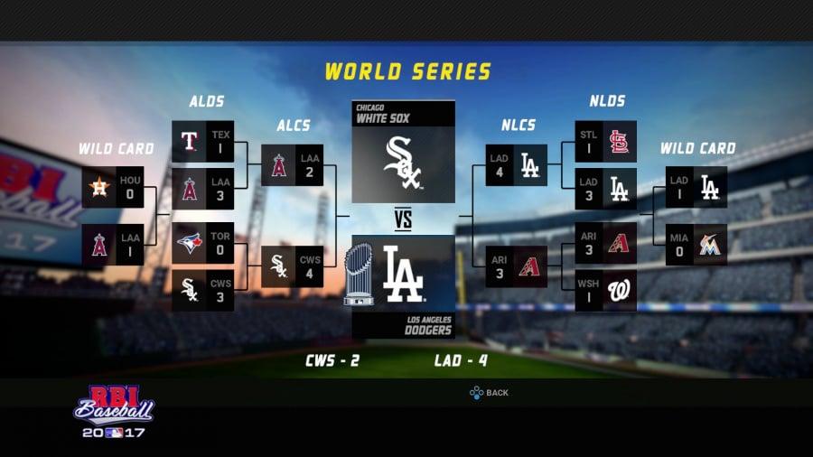 R.B.I. Baseball 17 Review - Screenshot 1 of 3