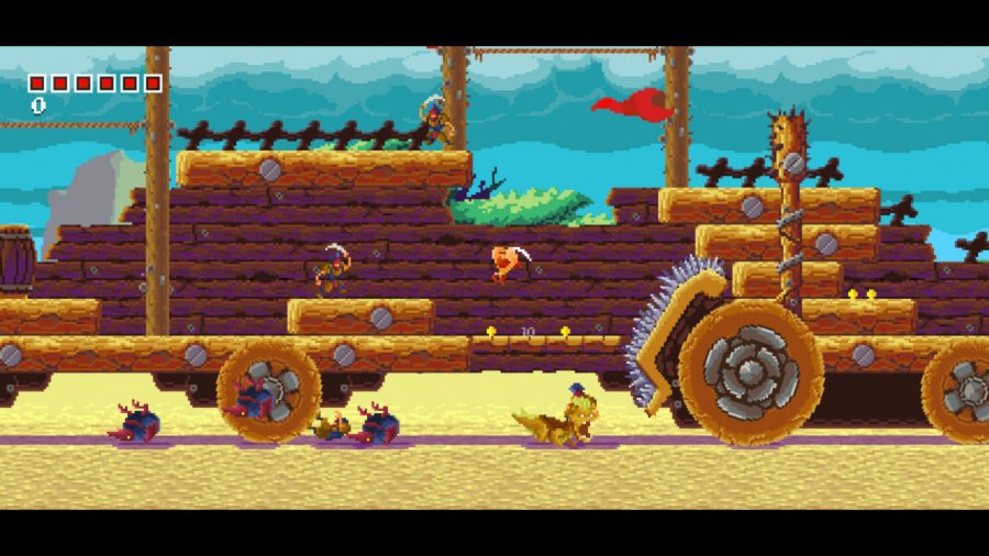 Tiny Barbarian DX Review - Screenshot 4 of 4