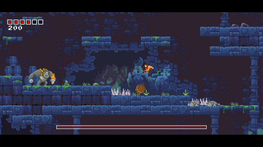 Tiny Barbarian DX Review - Screenshot 2 of 4