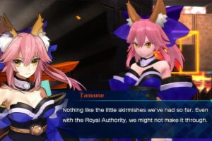 Fate/Extella: The Umbral Star Screenshot