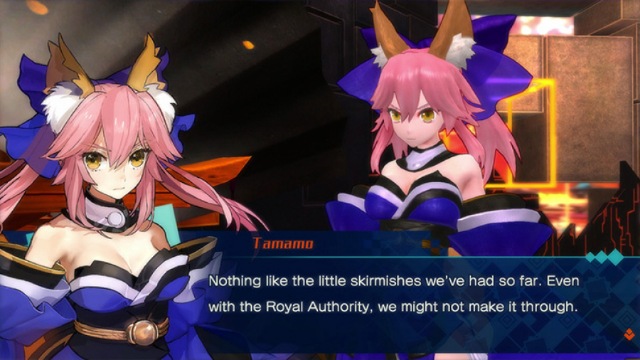 Fate/Extella: The Umbral Star Review - Screenshot 5 of 9