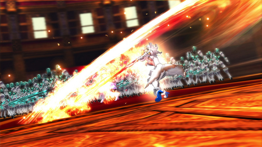 Fate/Extella: The Umbral Star Review - Screenshot 1 of 9