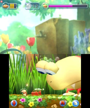 Hey! Pikmin Review - Screenshot 4 of 6